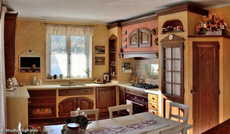 Cucine artigianali arte arredo country arte arredo country for Arredamento stile country