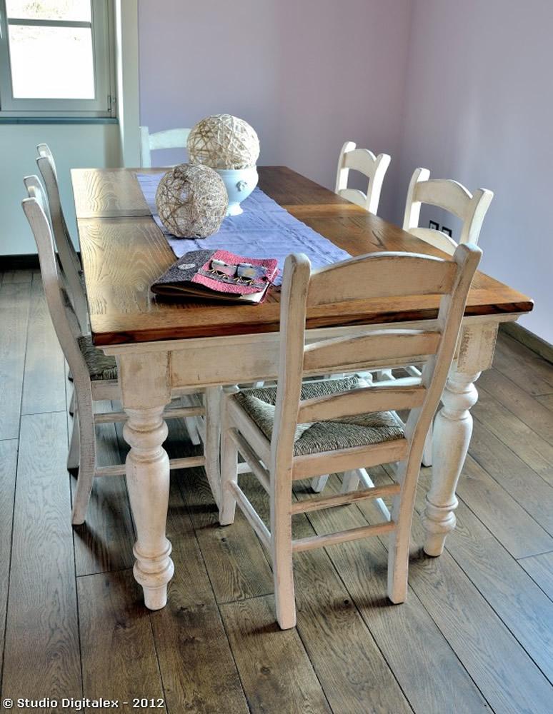 Tavoli e sedie arte arredo country arte arredo country for Arte casa complementi d arredo