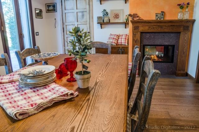 Cucine artigianali art e arredo country - Mobili stile country ...