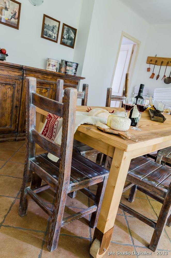 Tavoli e sedie art e arredo country for Art arredo